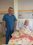 KONUŞMA BOZUKLUĞU - 90 Yaşındaki Hastanın Tıkalı Şah Damarını Ameliyatla Açtılar