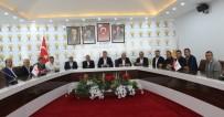 AK Parti İl Başkanı Filiz'e, İlçe Yönetimlerinden Ziyaret