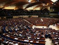 STRAZBURG - AKPM'de Türkiye'nin Arakan talebine ret