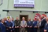 DIYANET İŞLERI BAŞKANLıĞı - Alaçam'da 4-6 Yaş Arası Kur'an Kursu Açıldı