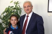 Amatör Sporculardan Başkan Başsoy'a Ziyaret