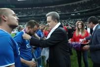 FATİH ŞENTÜRK - Ampute Milli Futbol Takımı, Avrupa Şampiyonu Oldu