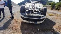 Araç Kaymakamı Görmüş, Kaza Geçirdi