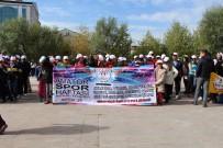KAZIM KARABEKİR - Ardahan'da Amatör Spor Haftası Kutlamaları Başladı