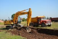 ARSLANBEY - Arslanbey'de Yeni İmar Yolları Açılıyor