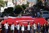 GAZI BULVARı - Aydın'da Amatör Spor Haftası Kutlamaları Başladı