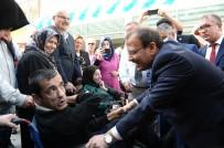 ANAYASA DEĞİŞİKLİĞİ - Başbakan Yardımcısı Çavuşoğlu Açıklaması 'Engelliler Yaşam Merkezi İçin Ödenek Çıktı'