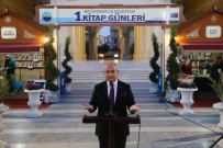AHMET TURGUT - Başkan Akgün Açıklaması 'Kitap Günlerini 3 Kat Büyütme Karar Aldık'