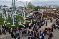 Mehmet Yiğiner - Başkan Gökçek, Ankapark'ta 5 Bin Ankaralıyı Ağırladı