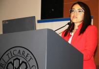 EKONOMİK BÜYÜME - Başkan Hiçyılmaz Kadın Girişimciler Kurulu Genel Kurul Toplantısına Katıldı
