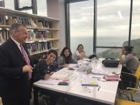HACETTEPE ÜNIVERSITESI - BEÜ Kütüphanesi Ziyaretçilerini Ağırlamaya Devam Ediyor