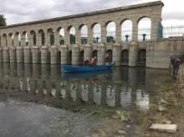 ÇEKIM - Beyşehir'in Göl Sahilinde Temizlik Çalışmaları