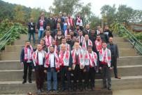 İÇMELER - Bilecikspor Ve 1308 Osmaneli Belediyespor'un Dostluk Kahvaltısı