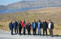 CENGIZ ŞAHIN - Bitlis'in Tanıtım Atağına Tatvan'dan Start Verildi