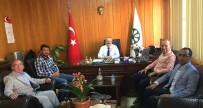 SAĞLIK KOMİSYONU - Büyükşehir Çevre Komisyonu, Şeker Fabrikasını İnceledi