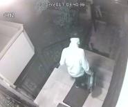 GENÇ KADIN - Çaldıkları Köpeği Geri Getiren Hırsızlar Kamerada