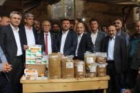ORHAN SARIBAL - CHP Genel Başkan Yardımcısı Ağbaba Tütün Üreticileriyle Bir Araya Geldi