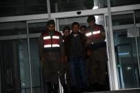 BADEMLI - Cinayet Zanlısı Çıkarıldığı Mahkeme Tarafından Tutuklandı