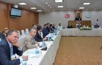 DİŞ ÇÜRÜĞÜ - Diş Hekimliği Dekanlar Konseyi, Konya'da Buluştu