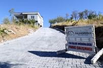 DOĞANLı - Dulkadiroğlu'ndan Kırsal Mahallelere 400 Bin Metrekare Kilit Parke
