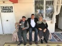 KARAOĞLAN - Emniyet Amiri Şehit Ailelerini Yalnız Bırakmadı