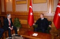 KıRıM - Erdoğan, Ukrayna Kırım Tatar Toplumu Temsilcilerini Kabul Etti