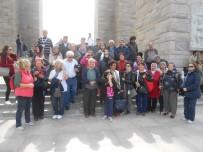 KAHRAMANLıK - Eskişehirli Şair Ve Ozanlardan ''Çanakkale Şehitliği' Gezisi