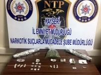 KıLıÇARSLAN - Eve Uyuşturucu Baskını Açıklaması 20 Gözaltı