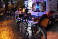 Hastaneye Giderken Hastanelik Oldular Açıklaması 2 Yaralı
