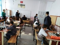 DİN KÜLTÜRÜ VE AHLAK BİLGİSİ - Hisarcık'ta 'Amatör Spor Haftası' Satranç Turnuvası