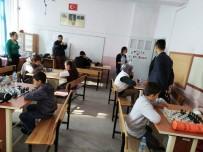 AHMET YAVUZ - Hisarcık'ta 'Amatör Spor Haftası' Satranç Turnuvası