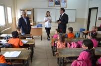İvrindi'de Kırsal Mahalle Okullarına Ziyaret