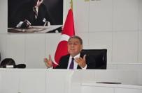 BILAL DOĞAN - İzmir Büyükşehir Meclisinde İZSU Ve Ulaşım Tartışması