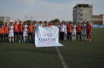 AHMET GAZI KAYA - Kahta'da Amatör Spor Haftası Kutlandı