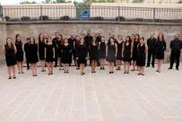 MUSTAFAPAŞA - Kapadokya'da Bir Manastır İlk Kez Bir Konsere Ev Sahipliği Yaptı