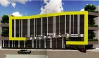 ALI ÖZKAN - Karacabey'e Yeni Otopark