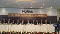 İLKNUR İNCEÖZ - Kayısının Sorunları MÜSİAD Genel Kuruluna Taşındı