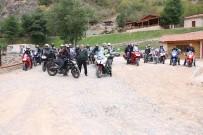 AHMET ÖZDEMIR - Kayseri Motosiklet Kulübü Yahyalı'ya Gezi Düzenledi