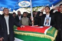 FRANKFURT - Kazada Ölen Türk Genci Tekbirlerle Türkiye'ye Uğurlandı