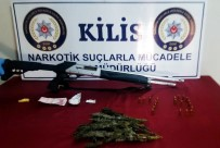 Kilis'te 6 Kilo 425 Gram Uyuşturucu Madde Ele Geçirildi