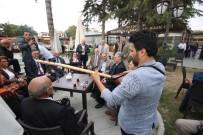 BEYŞEHIR GÖLÜ - Konya'nın Fikir, Sanat Ve Kültür Adamları Beyşehir'i Gezdi