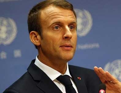 Macron'dan Türkiye açıklaması: Son derece kritik