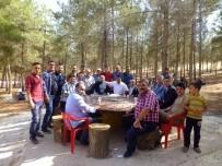 SEDAT YILMAZ - Oğuzeli Devlet Hastanesi Çalışanları Piknikte Buluştu