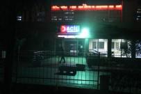 OKMEYDANI EĞİTİM VE ARAŞTIRMA HASTANESİ - Okmeydanı'nda Hasta Karşılama Görevlisi Hasta Yakını Tarafından Vuruldu