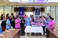 VOLEYBOL ŞAMPİYONASI - Özel Çocukların Kupa Sevinci