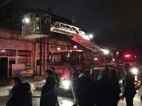 SAKARYA ÜNIVERSITESI - Sakarya'da Depo Yangını