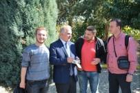SAKARYA ÜNIVERSITESI - Sakarya Üniversitesi TÖMER'de Aşure İkramı