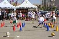 ÇOCUK OYUNLARI - Şehitkamil Destekliyor, Basketbol Alt Yapıda Güçleniyor