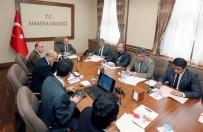 KIRLANGIÇ - Sektörel Eylem Planları Toplantısı Yapıldı
