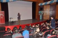 TUNCELİ VALİSİ - Sinan Yağmur Tunceli'de Öğrencilerle Buluştu
